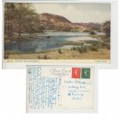 Cumbria Postcard Rydal Water and Loughrigg. Mauritron #209