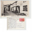 Cumbria Postcard Wordsworth Street Hawkshead. Mauritron #210