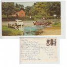 Hampshire   Postcard The Watersplash, Brockenhurst. Mauritron #214