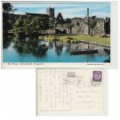 Hampshire   Postcard The Priory Christchurch. Mauritron #222