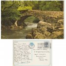 Cumbria Postcard Trough House Bridge Eskdale. Mauritron #252