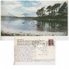 Cumbria Postcard Derwentwater. Mauritron #256