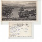 Cumbria Postcard Windermere Lake & Langdale Pikes. Mauritron #263