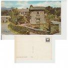 Cumbria Postcard The Old Bridge House Ambleside. Mauritron #276