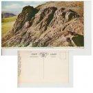 Cumbria Postcard Pikes Crag & Mickledore. Mauritron #282