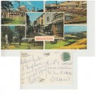 Sussex Postcard Brighton Multiview. Mauritron #311