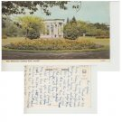 Glamorgan Postcard War Memorial Cathays Park Cardiff. Mauritron #317