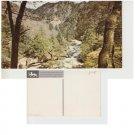 Gwynedd Postcard The Pass of Aberglaslyn. Mauritron 327