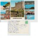 Pembrokeshire Postcard Pembrokeshire Multiview Mauritron 336