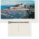 Pembrokeshire Postcard Tenby Harbour Mauritron 338