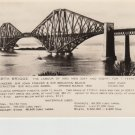 The Forth Bridge Postcard. Mauritron PC355-213547