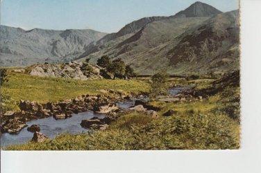 Nant Ffrancon Pass Postcard. Mauritron PC362-213554