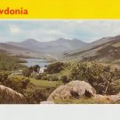 Snowdon From Capel Curig Postcard. Mauritron PC363-213555