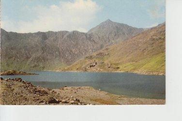 Snowdon and Llyn LLydaw   Postcard. Mauritron PC370-213562