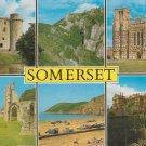 Somerset Multiview  Postcard. Mauritron PC372-213564