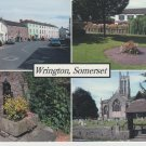 Wrington Somerset   Postcard. Mauritron PC373-213565