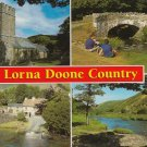 Lorna Doone Country  Postcard. Mauritron PC380-213572