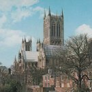 Lincoln MInster  Postcard. Mauritron PC400-213592