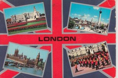 London Multiview c1977 Postcard. Mauritron PC405-213800