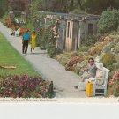 Italian Gardens Eastbourne Postcard. Mauritron PC425-213820