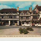 Old Tudor House Stratford on Avon Postcard. Mauritron PC427-213822