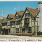 Shakespeare Birthplace Postcard. Mauritron PC428-213823