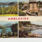 Ambleside Multiview Postcard. Mauritron PC430-213825
