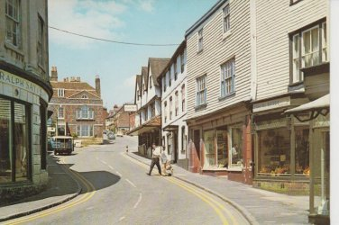 Marlborough Kingsbury Street Postcard. Mauritron PC443-213838
