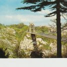 Clifton Suspension Bridge Bristol Postcard. Mauritron PC454-213849