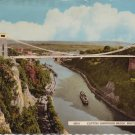 Bristol Suspension Bridge  Postcard. Mauritron PC455-213850