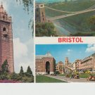 Bristol Bridge Tower Views Postcard. Mauritron PC459-213854
