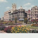 City Centre Gardens Bristol Postcard. Mauritron PC460-213855