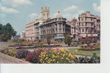 City Centre Gardens Bristol Postcard. Mauritron PC460-213855