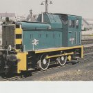 Diesel Engine at Ferryhill Postcard. Mauritron PC461-213856