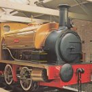 Saddle Tank Loco Nellie Postcard. Mauritron PC462-213857