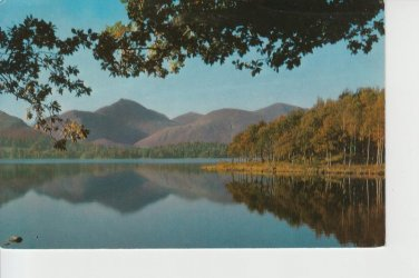 Derwentwater from Stable Hills Postcard. Mauritron PC464-213859