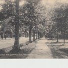 Upper Avenue Southampton Postcard. Mauritron PC482-213877