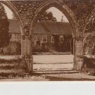Cloisters Beaulieu Abbey Postcard. Mauritron PC492-213887