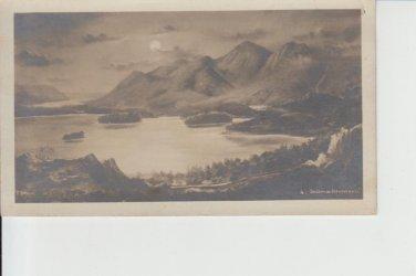 Skiddaw and Derwentwater Postcard. Mauritron PC500-213895