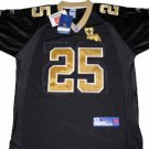 REGGIE BUSH #25 NEW ORLEANS SAINTS NFL JERSEY Size 48