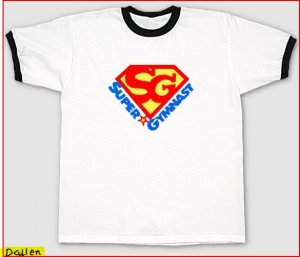 Super Gymnast T'Shirt