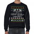Ugly Christmas Sweater, Ugly Sweater, Game Of Thrones , White Walker Christmas  Sweatshirt