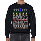 Ugly Christmas Sweater, Ugly Sweater, Doctor Who, Doctor Who Celebrate  Sweatshirt