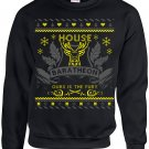 Ugly Christmas Sweater, Ugly Sweater, Game Of Thrones ,  House Of Baratheon Sweatshirt