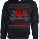 Ugly Christmas Sweater, Ugly Sweater, Game Of Thrones ,  House Of Targaryen Sweatshirt