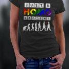 Gay Pride, Just A Homosapien Shirt