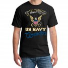 US Navy Grandpa, Proud Us Navy Grandpa Shirt