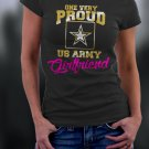 US Army Girlfriend, Proud Us Army Girlfriend Shirt