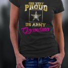 US Army Grandma, Proud Us Army GrandmaShirt