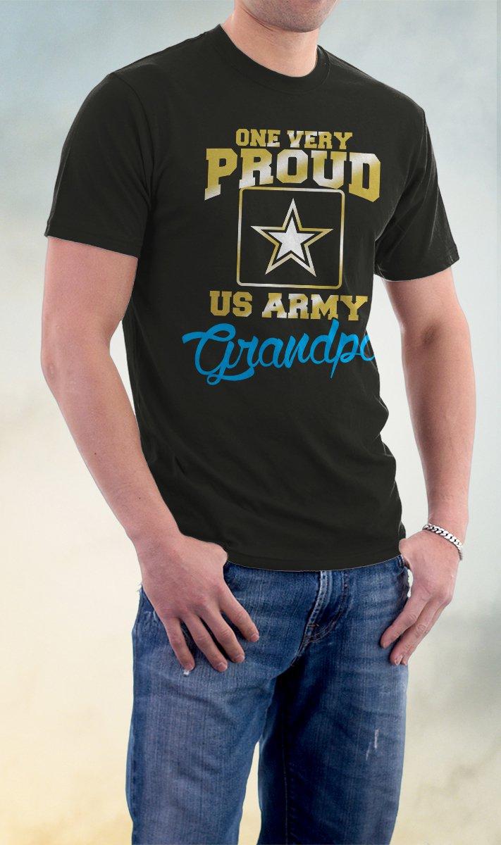 US Army Grandpa, Proud Us Army Grandpa Shirt